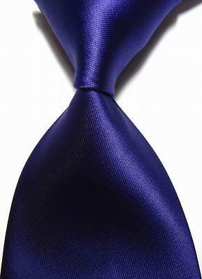 New Classic Solid Plain of 12 Color Jacquard Woven 100% Silk Men's Tie Necktie