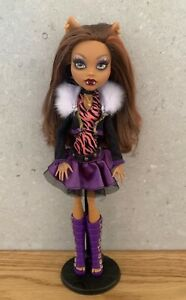 Monster-High-Original-Ghouls-Collection-Clawdeen-Wolf-Doll