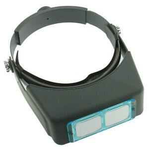 Optical-Glass-Binocular-Headband-Magnifier-Visor-With-4-Lenses-1-5x-2x-2-5x-3-5x