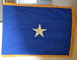 U-S-AIR-FORCE-1-STAR-GENERAL-FLAG-Display-Parade-flag-USAF-GI-ISSUE