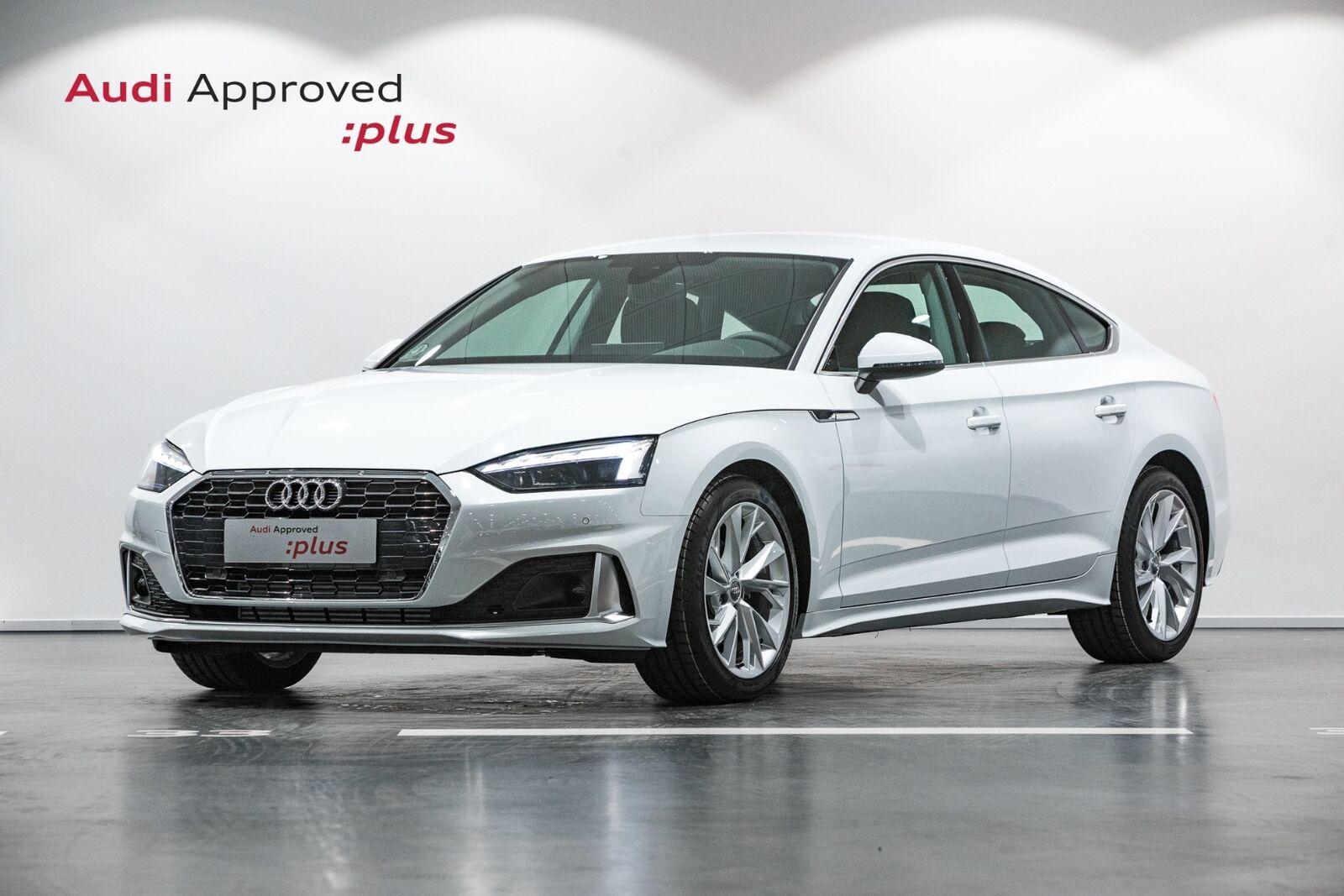 Audi A5 40 TFSi Advanced+ SB S-tr. 5d - 513.900 kr.