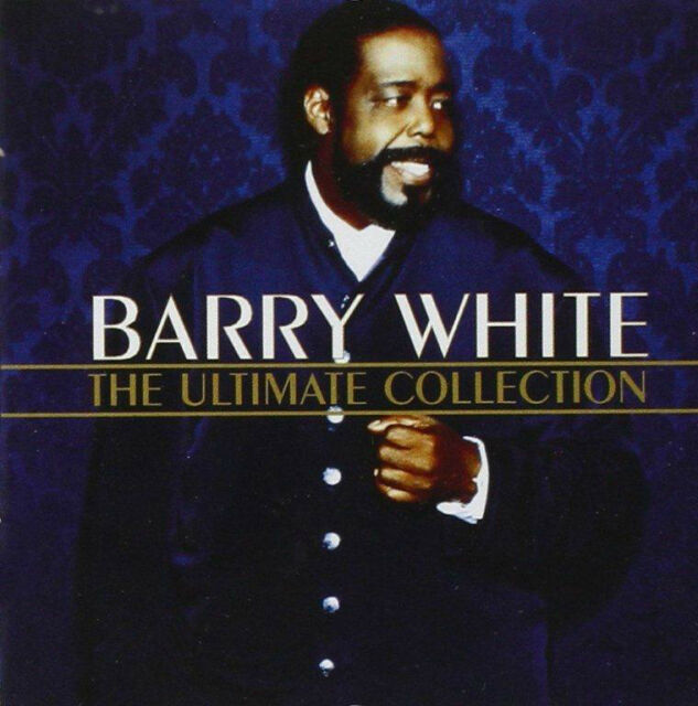 BARRY WHITE (ULTIMATE COLLECTION - GREATEST HITS CD SEALED + FREE POST)