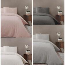Cosy Warm Teddy Bear Sherpa Fleece Fur Duvet Quilt Cover Bedding Set in 4 colour