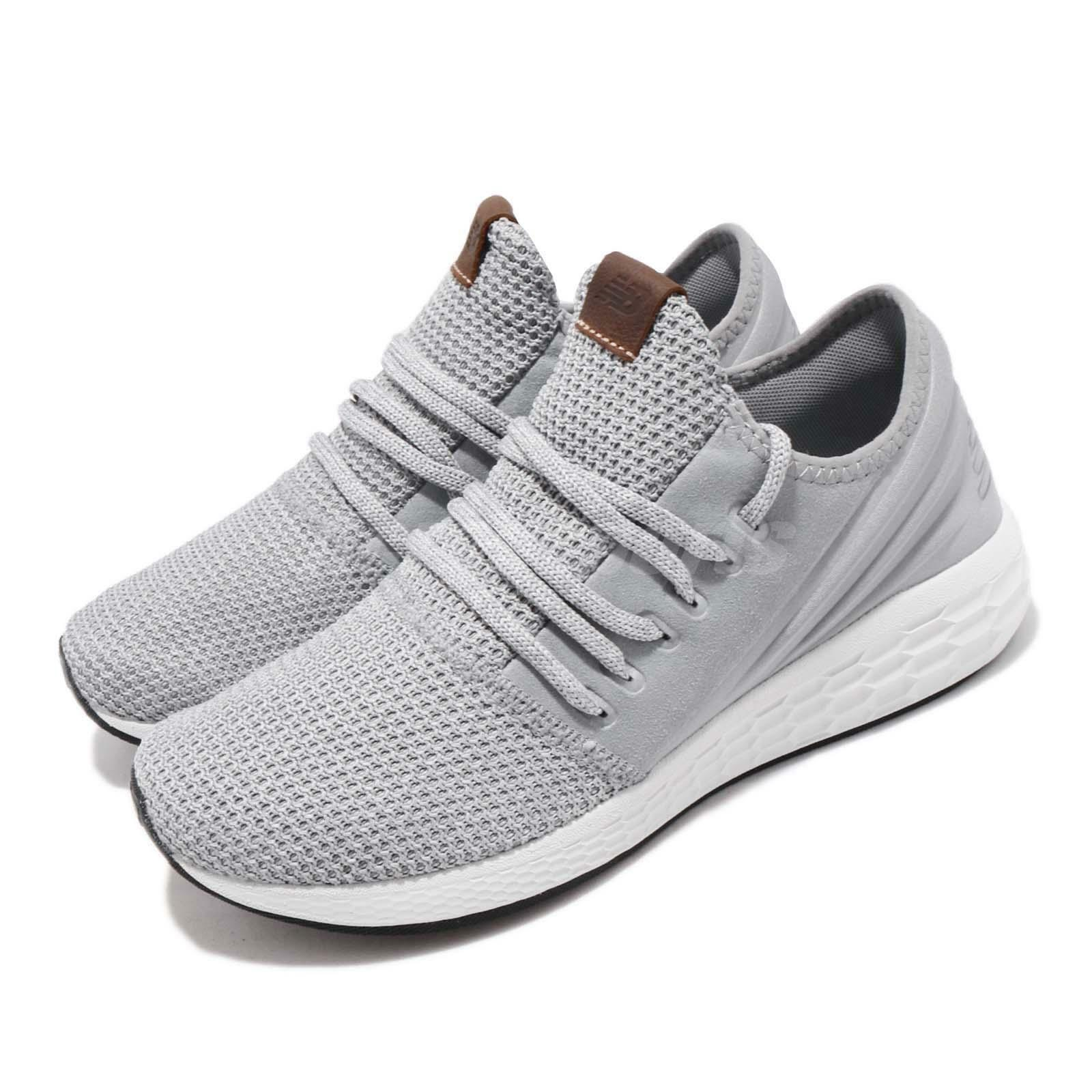 New Balance MCRZDLG2 D Grey White Men Running Casual shoes Sneakers MCRZDLG2D
