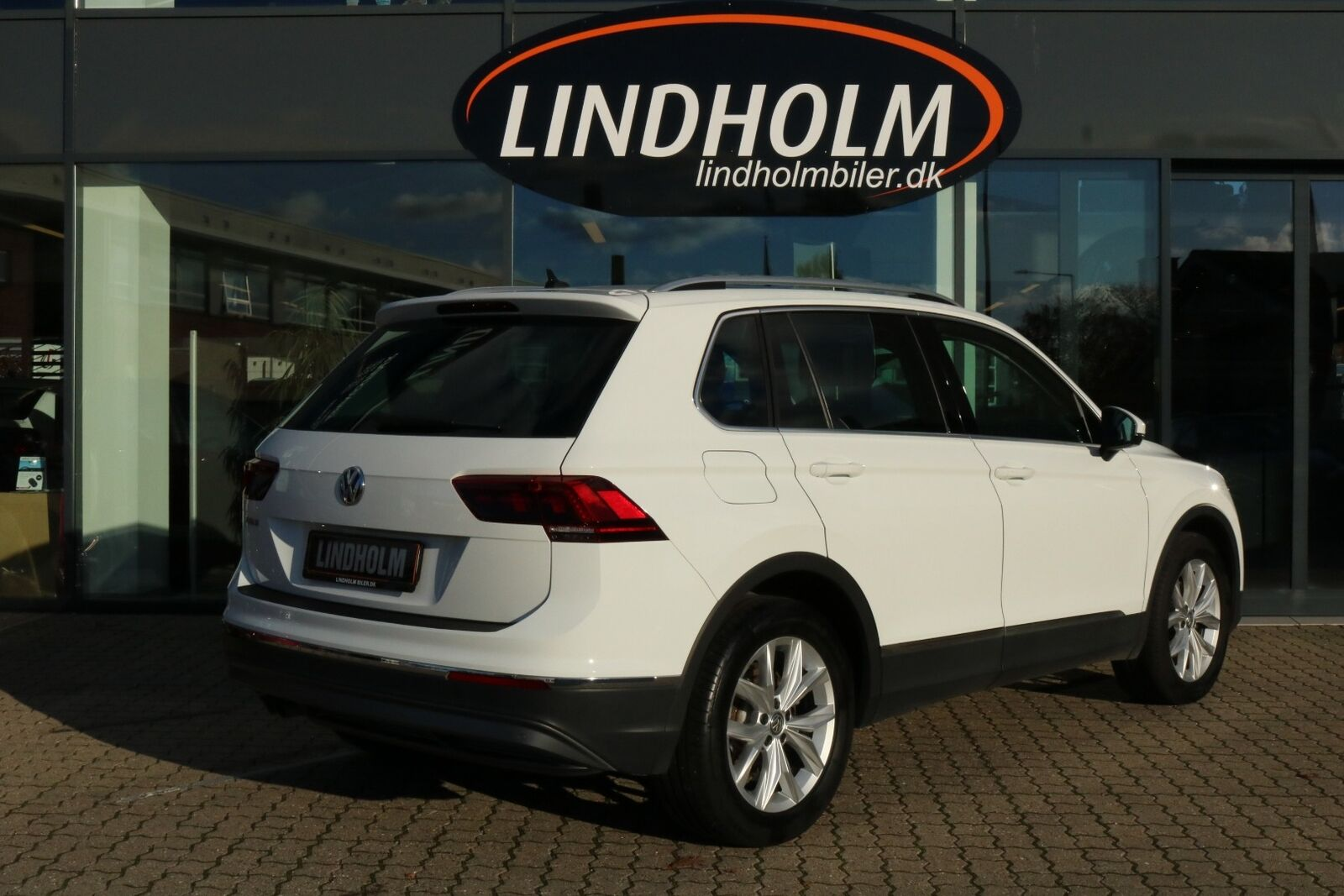 VW Tiguan TDi 150 Highline+ DSG