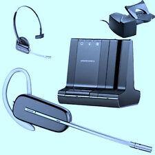 Plantronics Savi W740 Wireless headset Convertible Sys + HL10 Lifter  W740/HL10