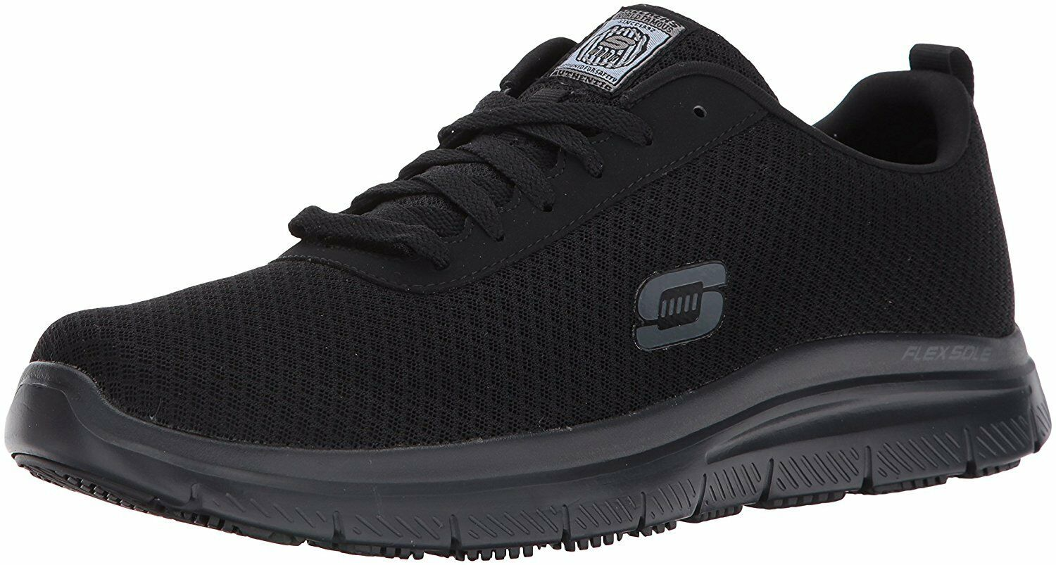 Skechers for Work Uomo Flex Advantage Bendon Shoe- Pick SZ/Color.