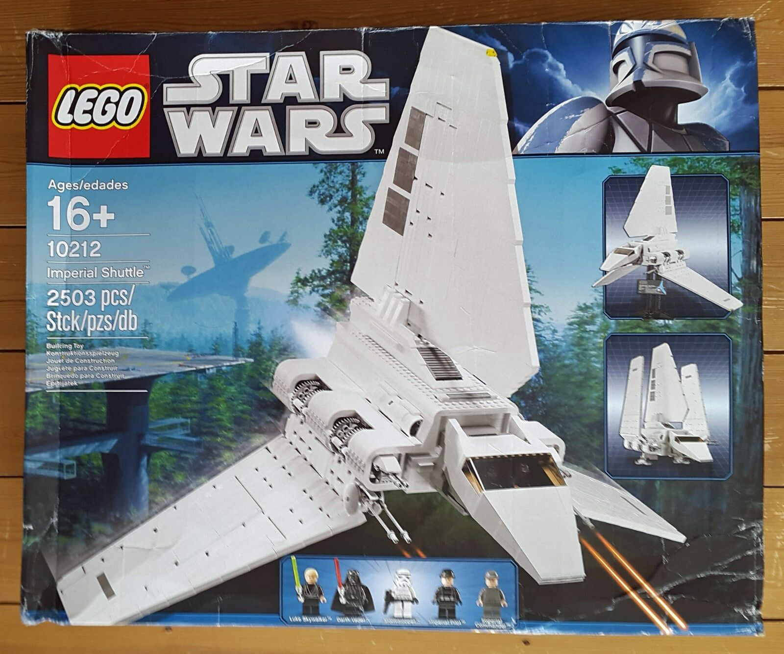 LEGO Star Wars 10212 Imperial Shuttle UCS (Now RetiROT) - New, Sealed in Box