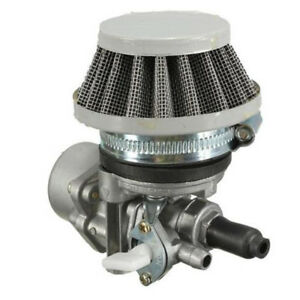 Carburetor-Carb-Air-Filter-47cc-49cc-Mini-Moto-Quad-Dirt-Bike-Parts-Replacement