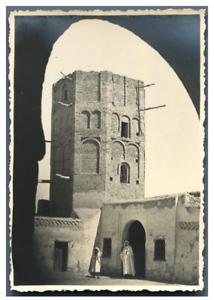 Tunisie-Tozeur-Vintage-silver-print-Tirage-argentique-8x11-Circa