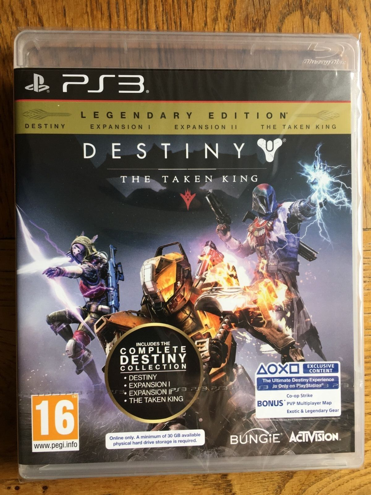 8dd06bf862e Destiny The Taken King PS3 VideoGames for sale online