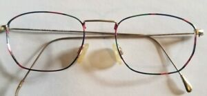 Rare-Vintage-Neostyle-College-12A-multicolor-Eyeglass-frame-without-lenses-NOS