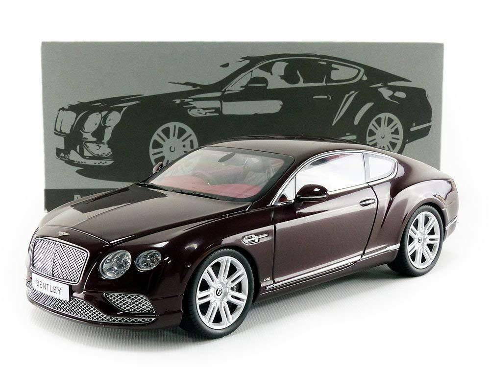 Bentley Continental GT RHD 2016 - 1 18 - Paragon Models
