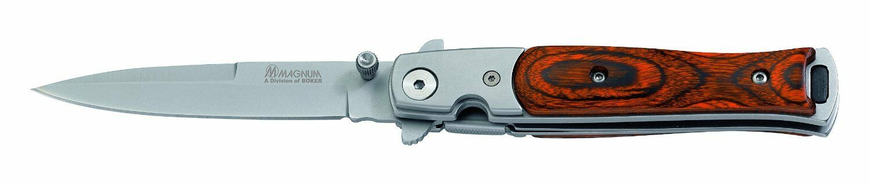 BÖKER Magnum stiletto couteau de poche utilisation Couteau Couteau Couteau Couteau nouveau OVP cb7c32