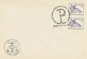 Poland postmark WARSZAWA - WW II Warsaw Uprising - Bystra Slaska, Polska - Poland postmark WARSZAWA - WW II Warsaw Uprising - Bystra Slaska, Polska