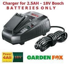 BOSCH al1830cv-greentool powerall 2.5 Ah solo 18V Caricabatteria 2607224967 547 #