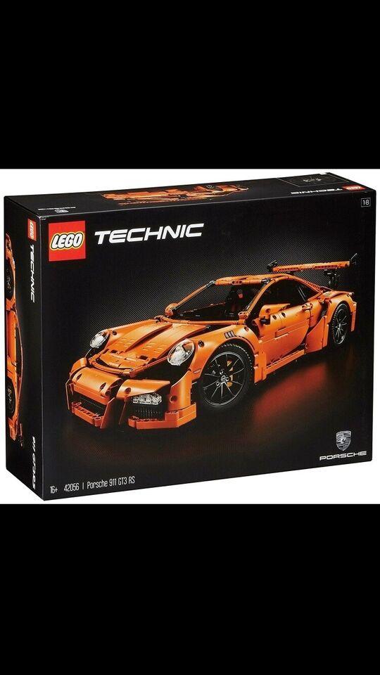 Lego Technic, Porsche gt3 rs.42056