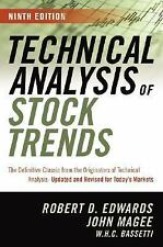 Technical Analysis of Stock Trends by Robert D. Edwards, John Magee, W.H.C. Bas