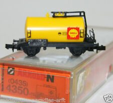 Arnold Spur N 4350 Kesselwagen SHELL der DB in OVP (JL4056)