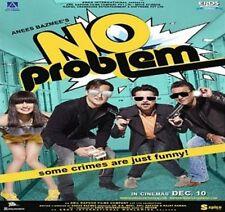 NO PROBLEM - BRAND NEW BOLLYWOOD SOUNDTRACK CD - FREE UK POST