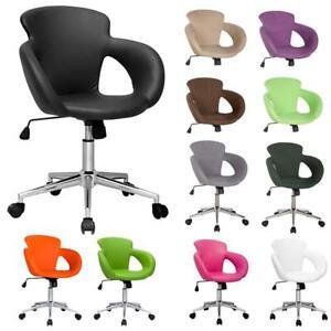SixBros-Buerostuhl-Drehstuhl-Schreibtischstuhl-Kunstleder-Stoff-Farbe-Auswahl