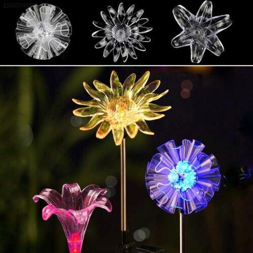 Solar Lawn Light Lawn Lamp Discoloration Garden Eco-Friendly Landscape Lights