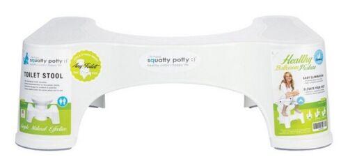 Plastic Toilet Stool Squatty Potty sp-e-9 9 in