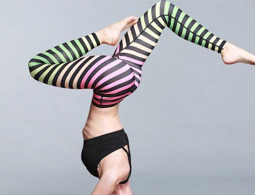 Pantaloni Leggings Fitness Donna Donna P Pantaloni Sport Casual Yoga Fits004 0qfPd7