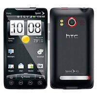 HTC Evo 4G LTE Cell Phone