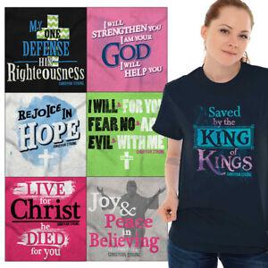 Religious-Christian-Tee-Shirt-For-Women-Jesus-Christ-Graphic-T-Shirt-Gift-Tshirt