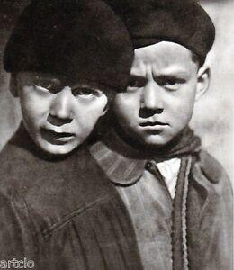 Heliogravure-1925-034-Les-deux-vagabonds-A-Keith-Dannat-034