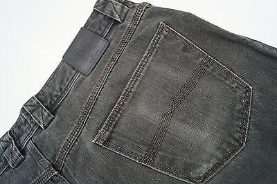 ENGBERS Herren Men Jeans Hose 36/32 W36 L32 stone wash dunkelgrau TOP #z