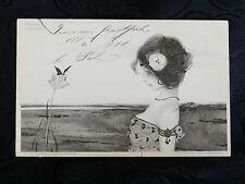 Raphael KIRCHNER Jugendstil Postkarte ° AK ° art nouveau postcard ° (5)