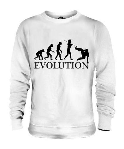 Parkour Evoluzione Umana Unisex Maglione  Herren Damenschuhe Idea Regalo Free Running