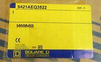 Square D 9421 Aeq 3522 Load Break Disconnect Switch 20 Amp 600 V