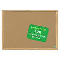 Mastervision Earth Cork Board 48 X 72 Wood Frame Sb1420001233 on sale