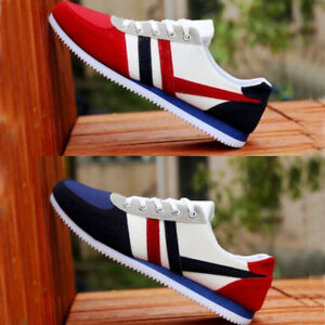 New Fashion Men's Lace Up Sports