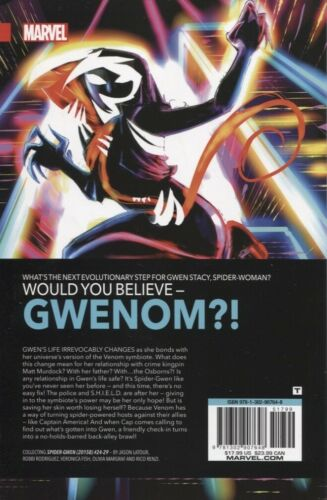 SPIDER-GWEN TPB VOL 5 GWENOM REPS #24-29 NEW//UNREAD