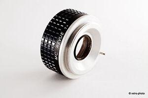 Revue-MC-2x-teleconverter-M42-screw-mount-excellent-condition