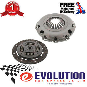 2-X-CLUTCH-KIT-COVER-PLATE-OPEL-VAUXHALL-ASTRA-H-CORSA-D-ASTRA-MK-V-55191690