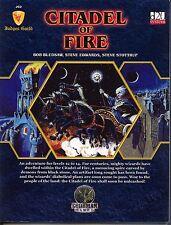 Goodman Games Judges Guild d20 AD&D Citadel of Fire RPG Softcover MINT