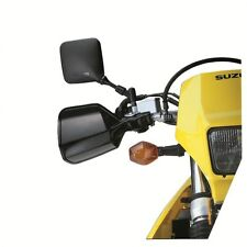 Suzuki DR-Z400 Hand Guards in Black - Fits 2006 - 2016 DR-Z400's - Brand New