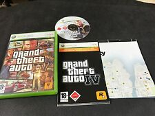 GTA 4 IV  COMPLET XBOX 360