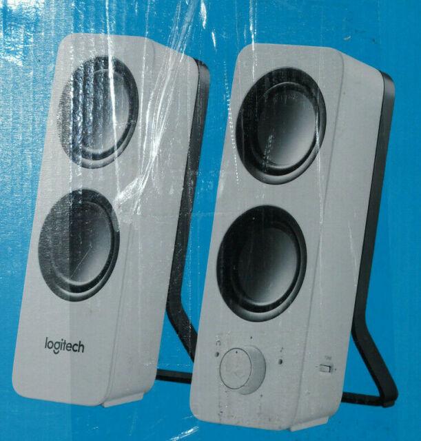 Logitech Z200 Pc-Lautsprecher weiß Verpackungsschäden