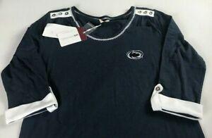 Penn State Shirt Womens Small Half Sleeve Student NEW Alumni Nittany Lions PSU