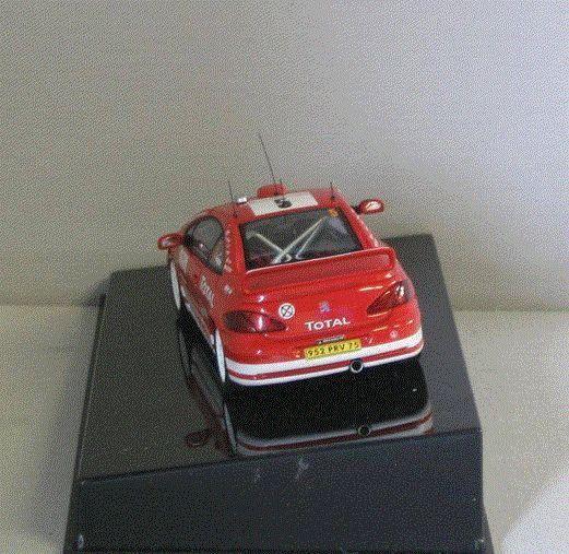 5 307 wrc rallye monte carlo 2004 - 1 43 - peugeot fd3f46