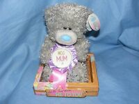Me To You Tatty Teddy Blue Nose Bear No 1 Mum Birthday Gift Present