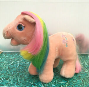 My-Little-Pony-G1-Parasol-Softie-Vintage-Toy-Hasbro-1984-Collectibles-MLP-EXC