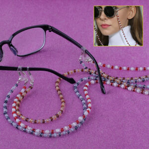 1pc Eye Glasses Sunglasses Spectacles Eyewear Chain Holder Cord Lanyard Rope UK