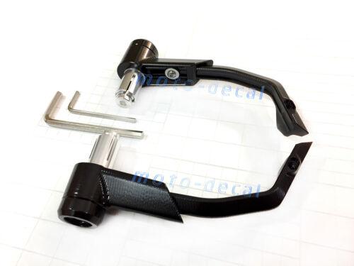 """CNC 7//8/"""" Handle Bar End For KTM Super Adventure 1290 S//T Lever Protect 3D Guard"""